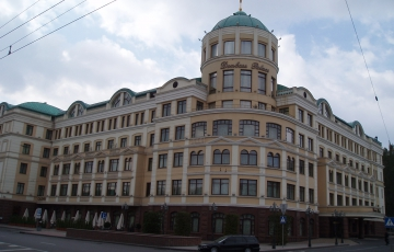 "Гостиница ""Донбасс Палас"" в г. Донецк"